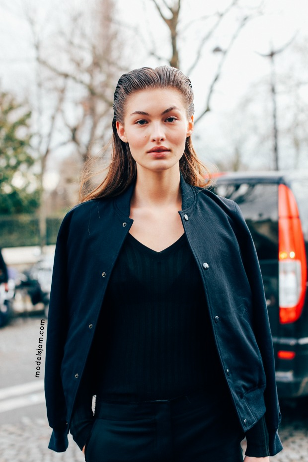 Grace Elizabeth, Paris, March 2016