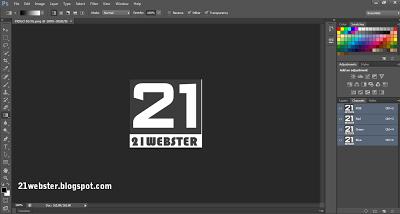 Adobe Photoshop CS6 Portable Screenshot
