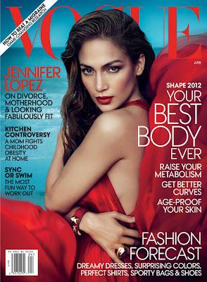 Дженифър Лопес с изключително секси фотосесия за Vogue