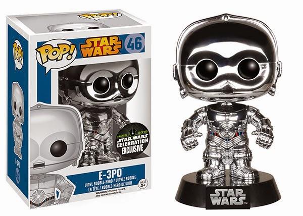 Funko Pop! E-3PO