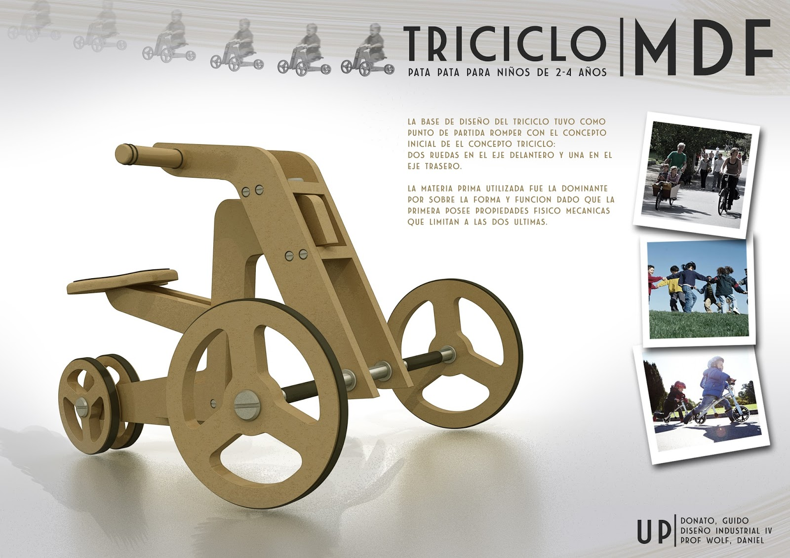 Dise o industrial up industrial design planificaci n - Diseno de producto madrid ...