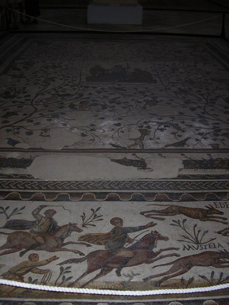 Mozaika Muzeum Bardo