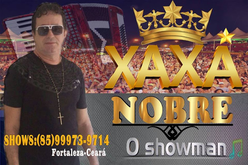 XAXÁ NOBRE EX GENIAIS DE AMARANTE