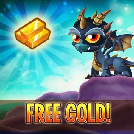 Dragon City Free Food Reward Update