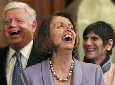 Pelosi and friends
