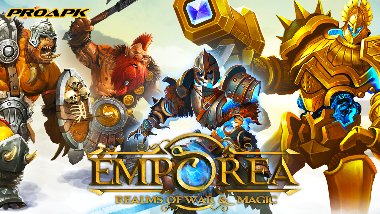 Emporea Gameplay IOS / Android