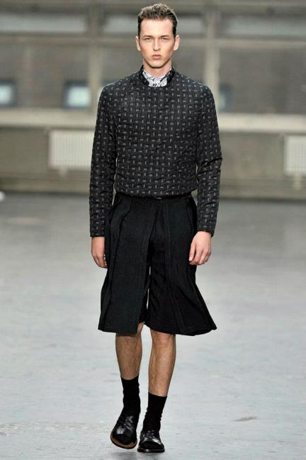 London Collections: Men Spring-Summer 2013- 32