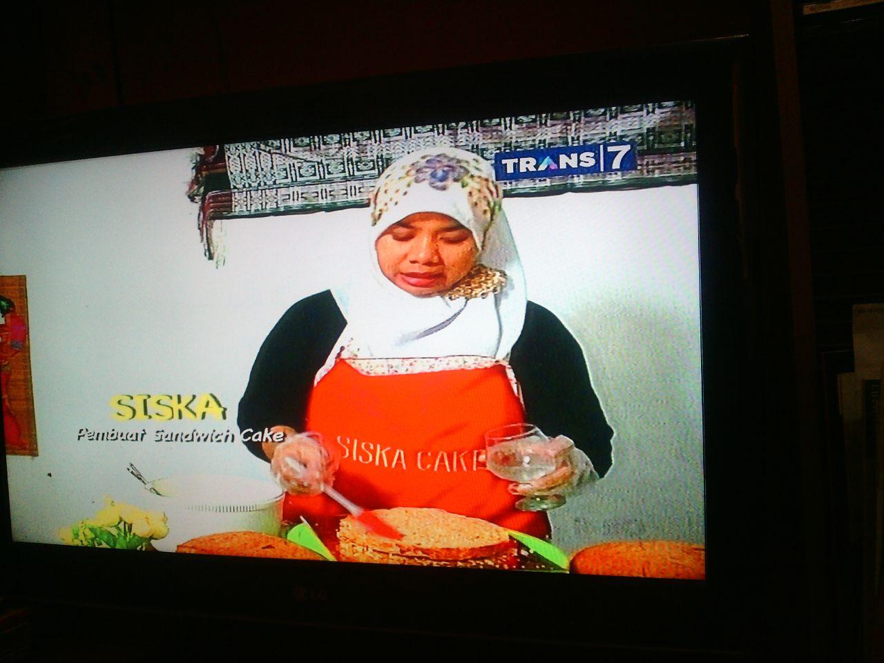 on TRANS7 TV - 1 Juli 2015