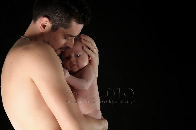ensaio de fotos para bebe e familia