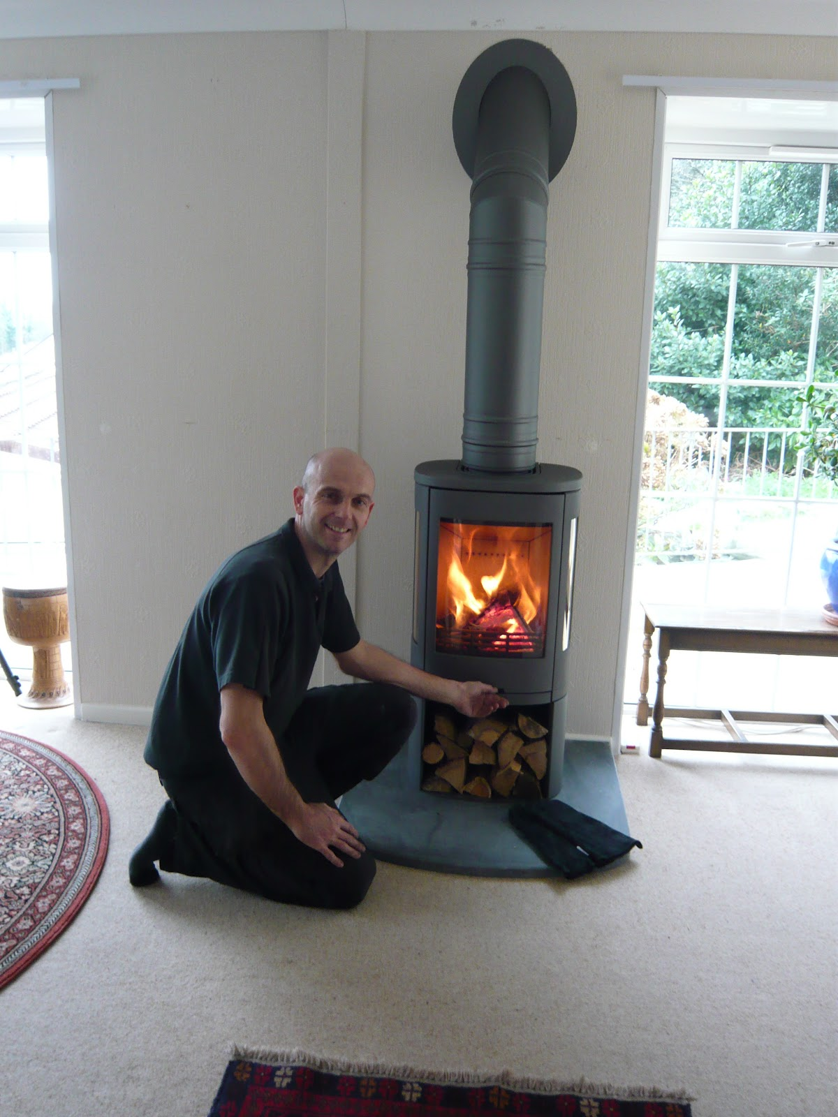 redwood stoves ltd cornwall contura 850 in grey with cut swimming pool plumbing layout