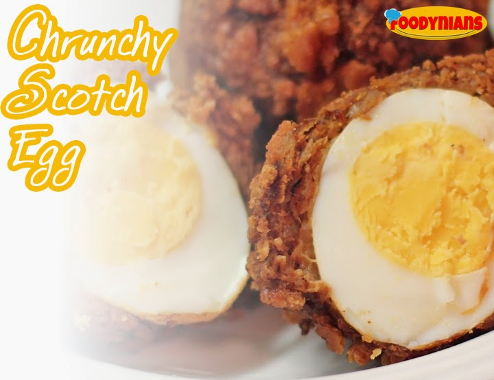 chrunchy-scotch-egg-quick egg recipe