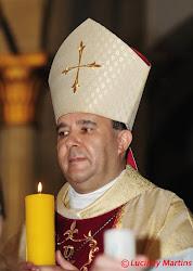 Dom Tomé - Bispo Diocesano