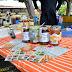 Fiesta de Navidad del Mercado Agrícola, Ganadero y Pesquero con productos de Gran Canaria.