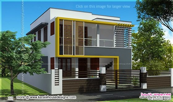 1000 sq ft house front elevation duplex house elevation 1000 sq feet each home kerala plans