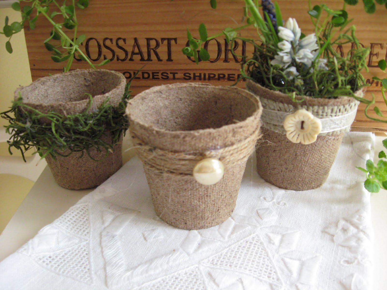 Производство торфяных горшочков своими руками