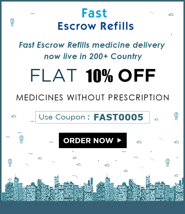 Fast Escrow Refills Offer