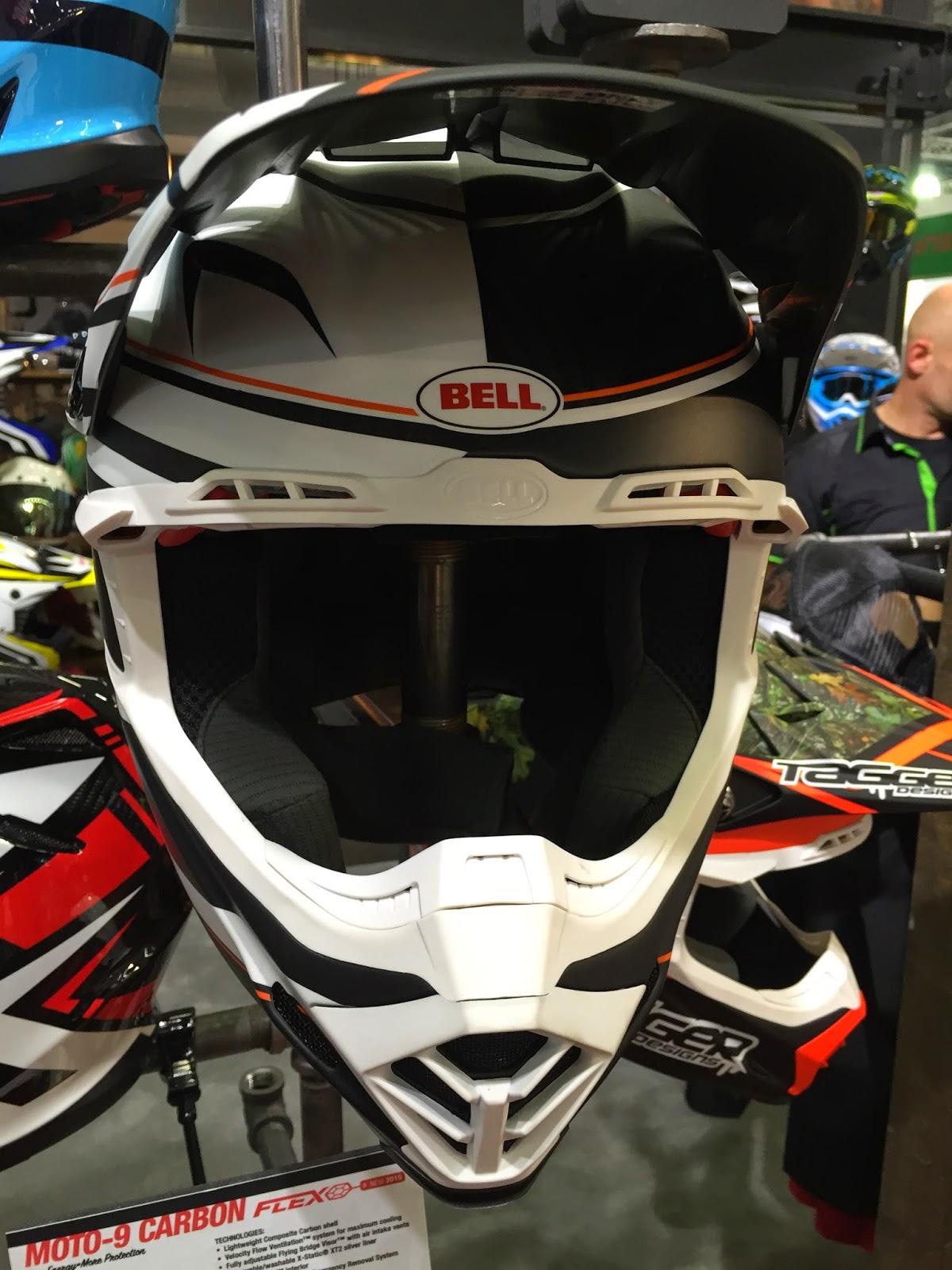 Bell Moto-9 Flex Motorcycle Helmet