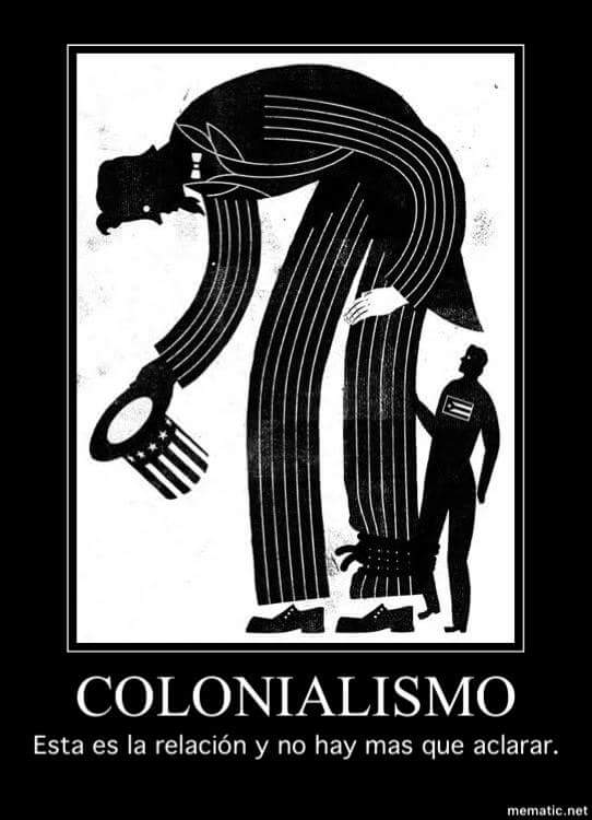La mentalidad colonizada de muchos boricuas