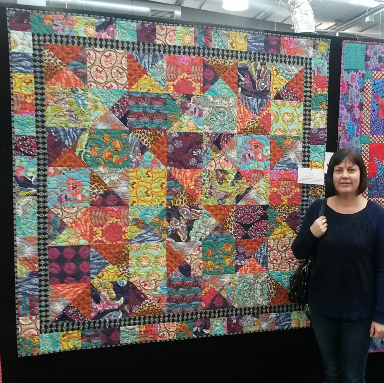 Jaffa quilts hamilton craft and quilt fair for Quilt and craft show