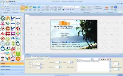 Download EximiousSoft Business Card Designer v3.80 Full Key