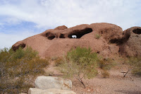 Papago Park-Hole-In-The-Rock