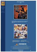 Juan Carlos Silva en la Enciclopedia ilustrada de artistas de historietas de todo el mundo.
