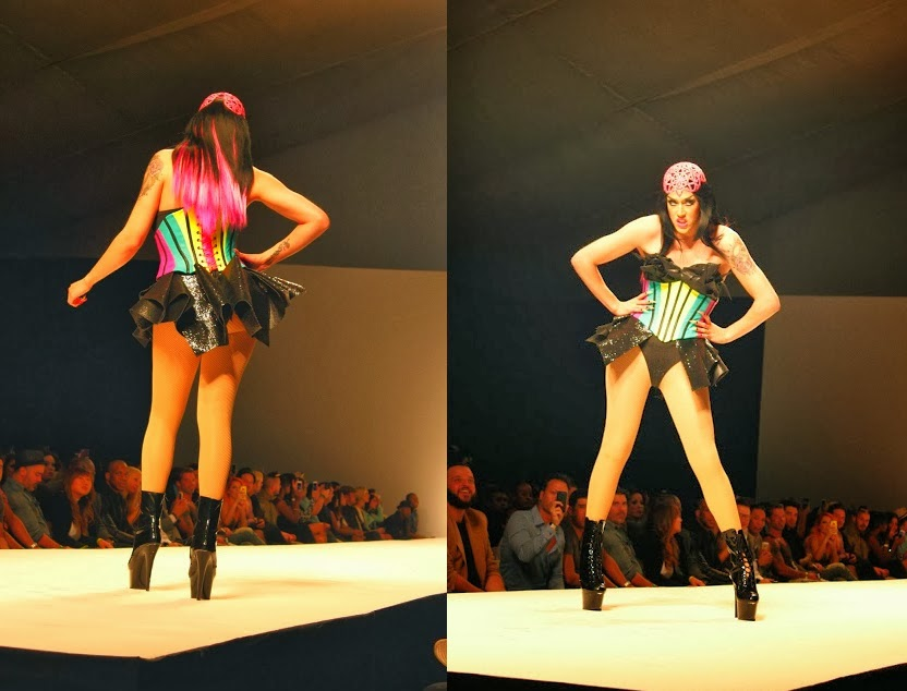 Marco Marco On The Runway Dressing Wildfire