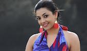 Kajal agarwal latest pics in blue