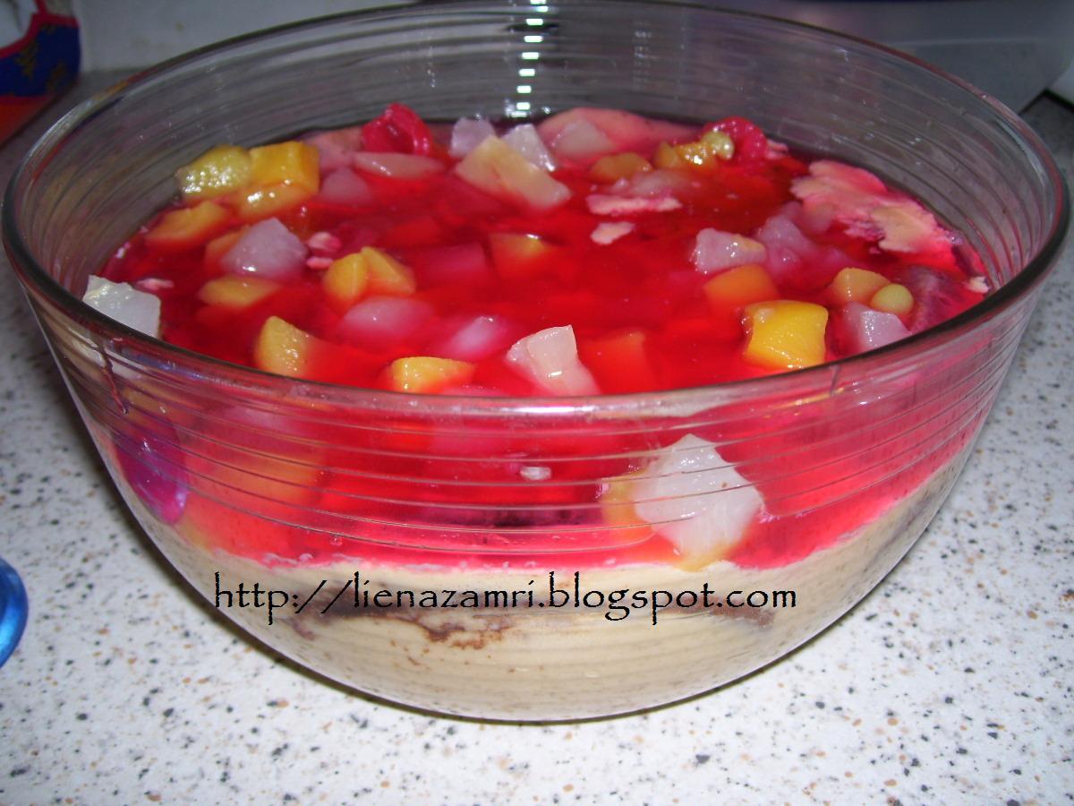 Resepi Trifle