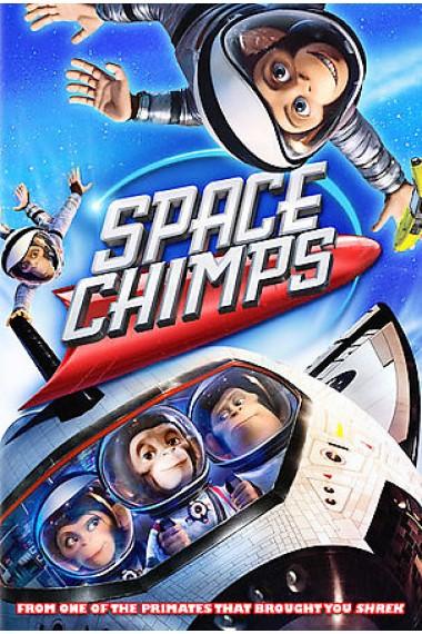 Phi Hành Đoàn Khỉ - Space Chimps