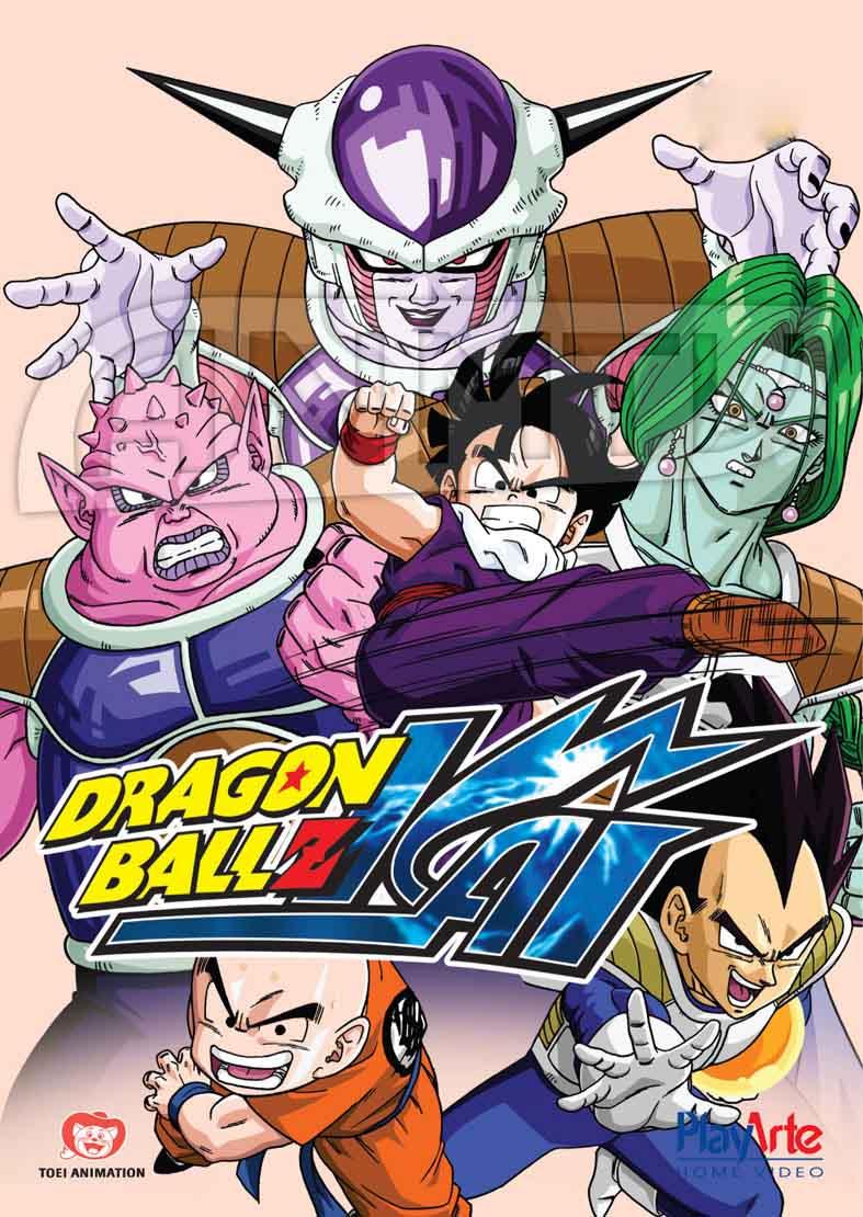 Dragon Ball Kai: Parte 2 Torrent - BluRay 720p Dublado