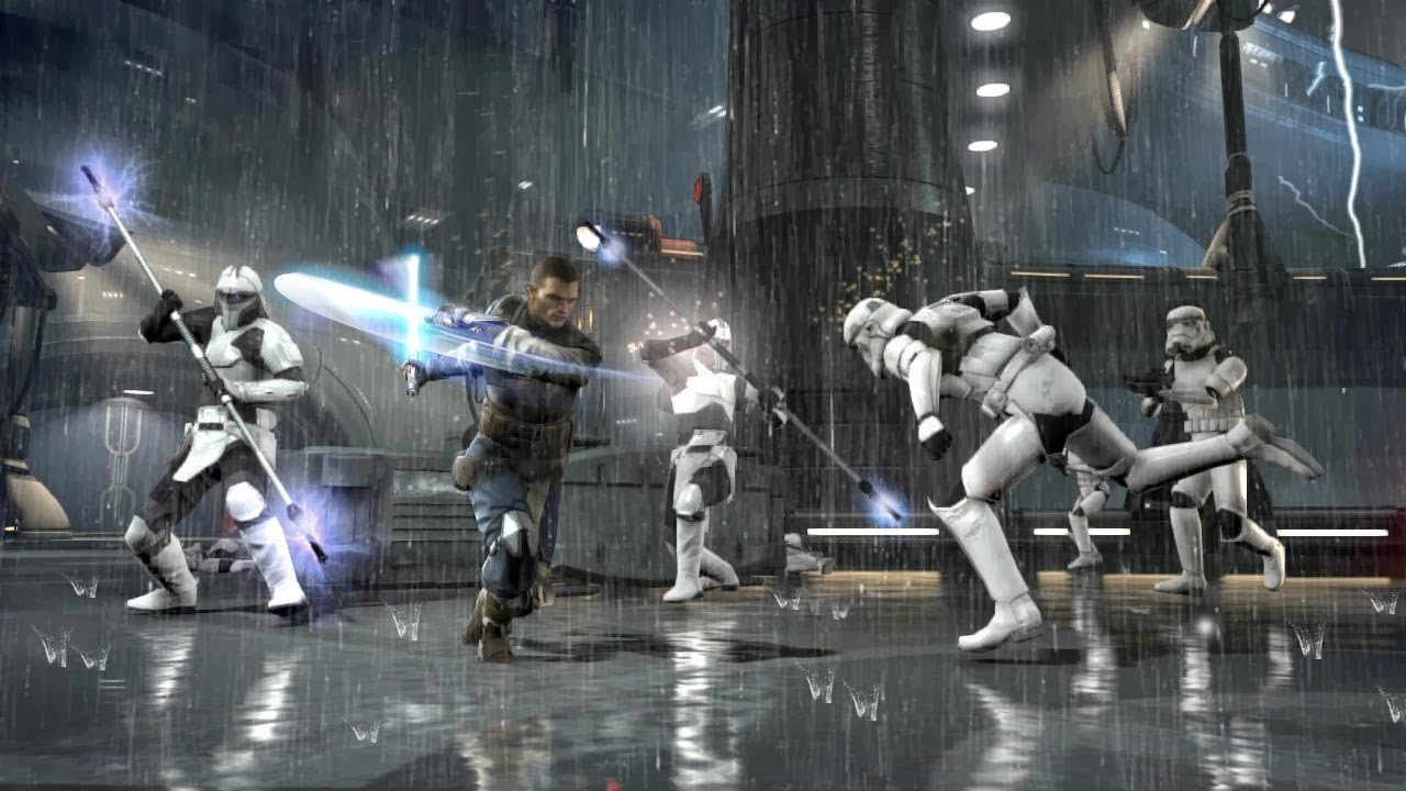 Star Wars The Force Unleashed 2 Highly Compressed PC Game ...
