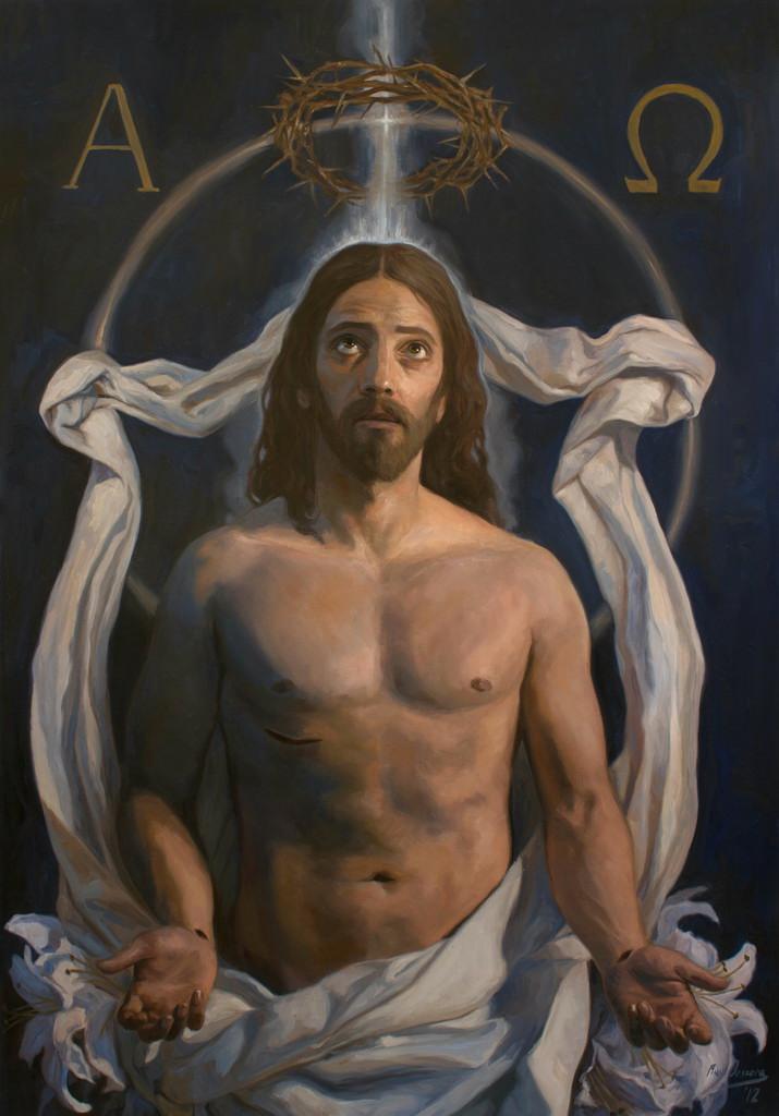 Imágenes de Galilea: Imágenes Jesús Resucitado