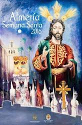 Cartel Semana Santa Almeria 2016