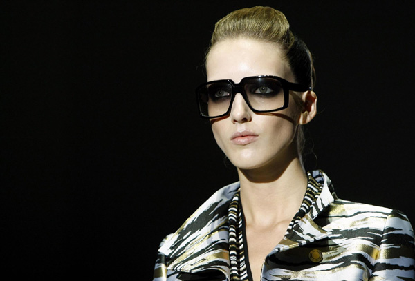 Gucci women Eyewear Gucci Summer/Spring collection 2012