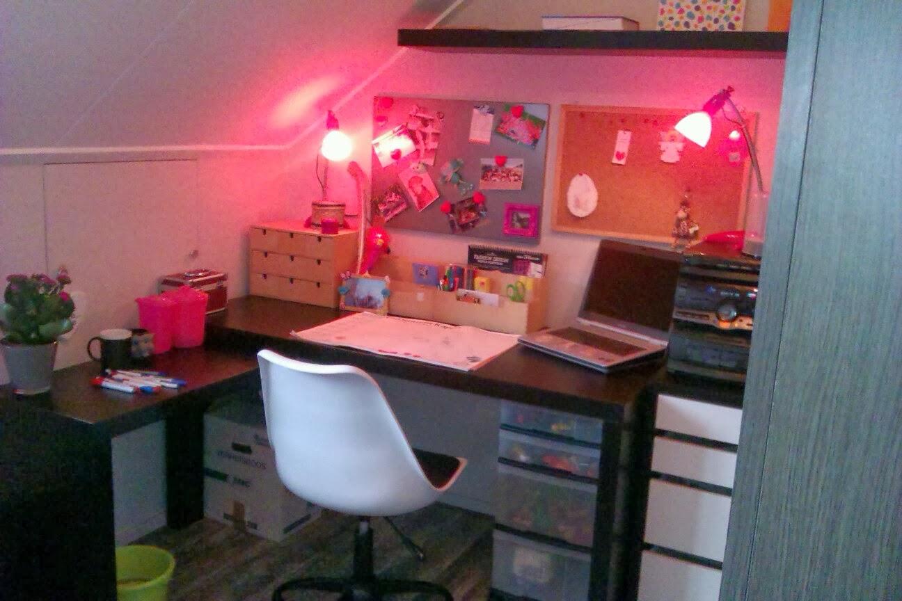 De creatieve wereld van terray van een roze meisjes kamer naar een stoere tiener kamer - Kamer voor meiden ...