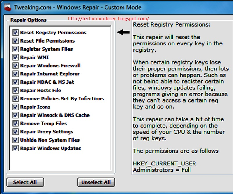 Download Repair Window 7 Free Full Version For Xp
