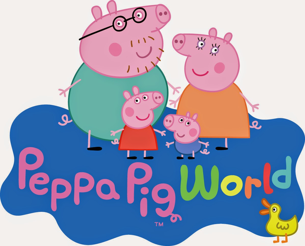 swinka peppa tapeta