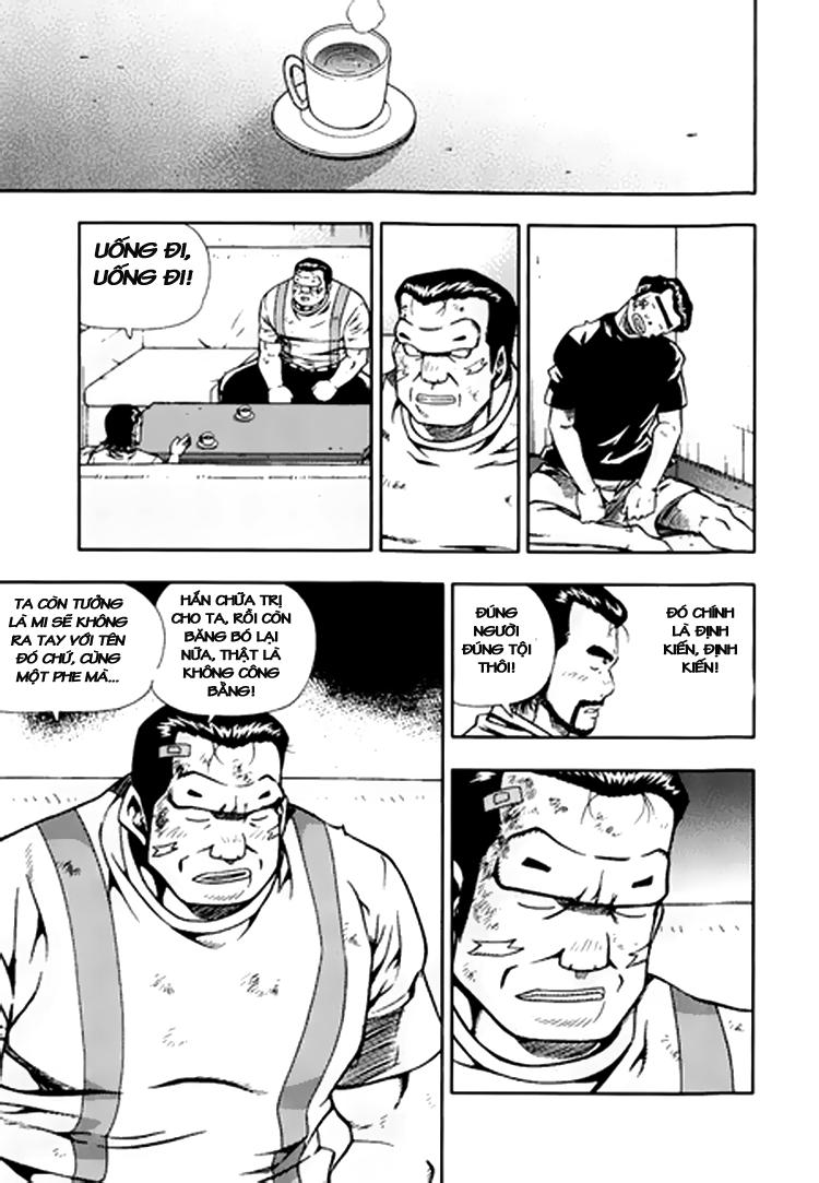 Kid Gang – Nhóc siêu quậy chap 180 – End Trang 2 - Mangak.info