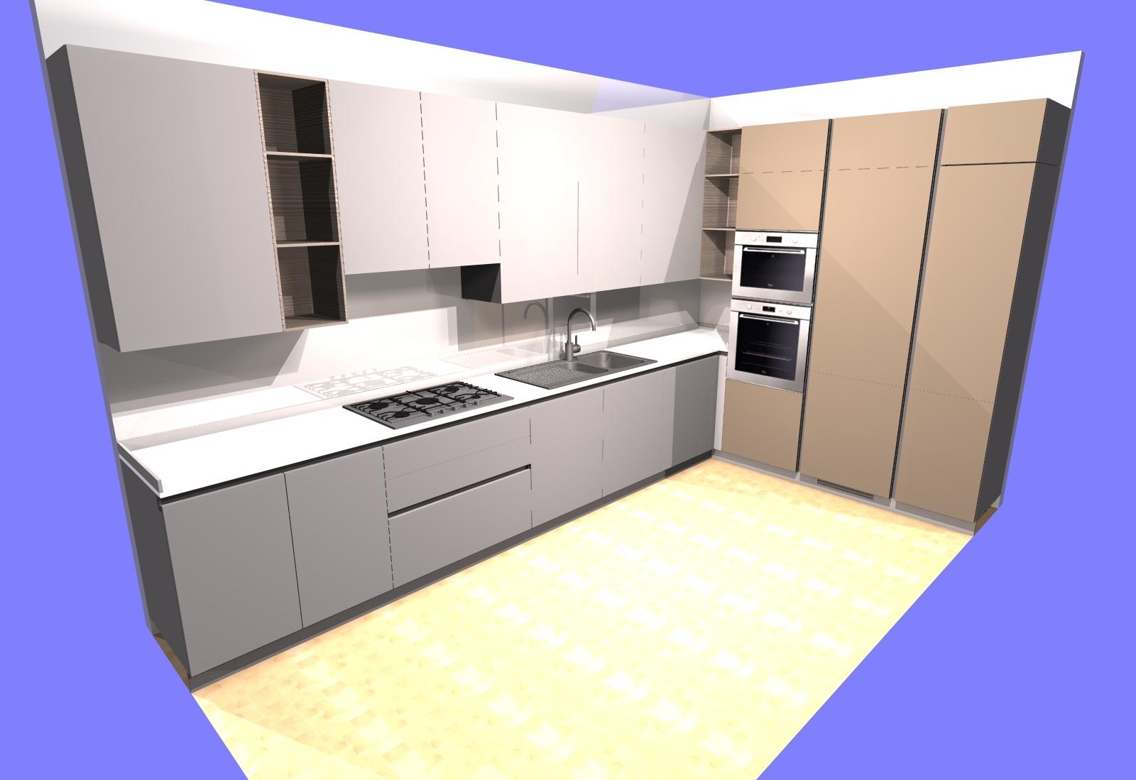 Casa dolce Casa: Ecco la nostra cucina