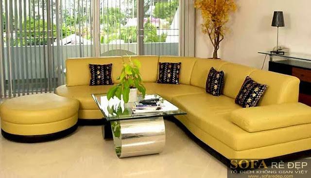 Sofa da G083
