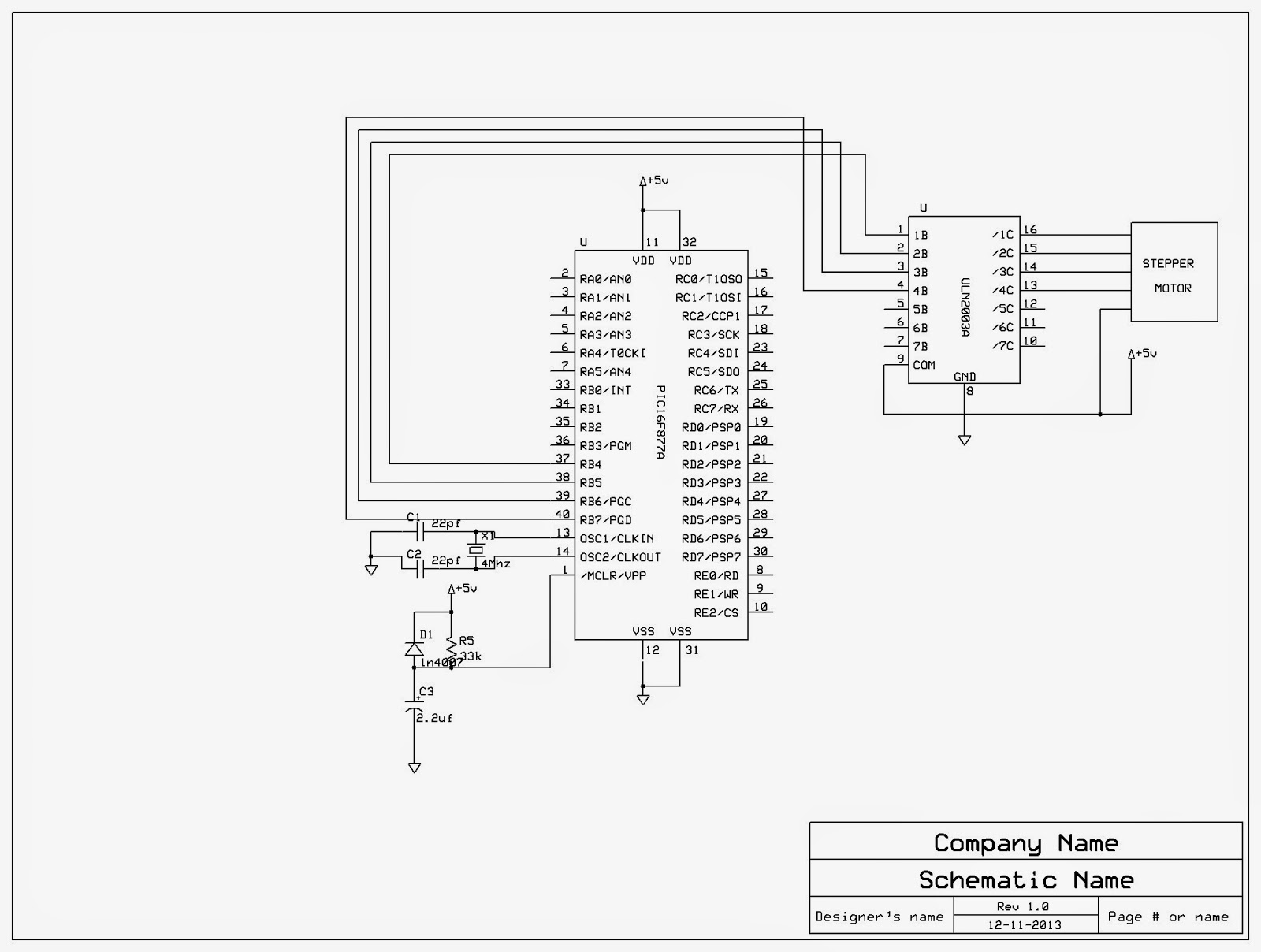 steppermotor.bmp stepper motor interfacing with pic 16f877a pic16f877a projects emergency lighting ctu wiring diagram at arjmand.co