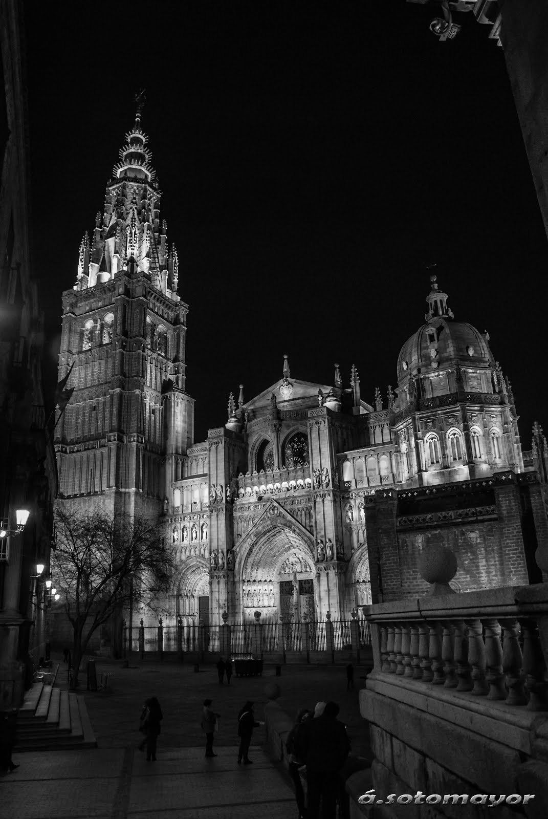 Toledo en fotos de  Ángel Sotomayor Rodríguez