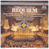 Requiem. Wolfgang Amadeus Mozart. (1991)