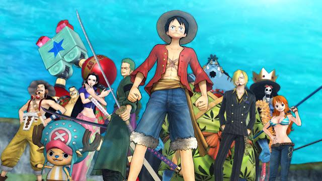 One Piece: Pirate Warriors 3 HD Wallpaper