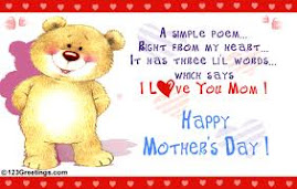 *HAPPY  MOTHER'S  DAY!!!!
