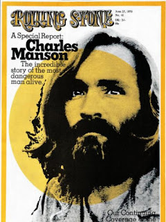 Charles Manson, Rolling Stone, murderer