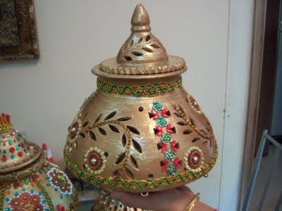 Navratri Garba Decoration