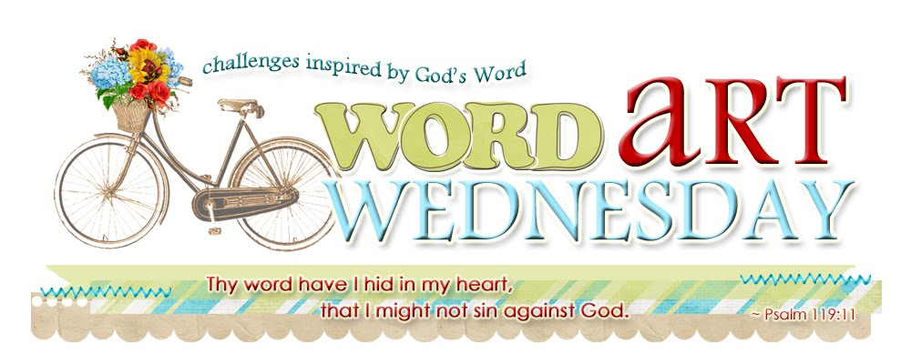 Word Art Wednesday Challenge Blog