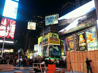 Time Square Broadway
